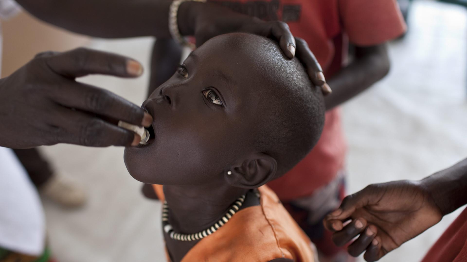 Angola lança vacinação nacional contra sarampo