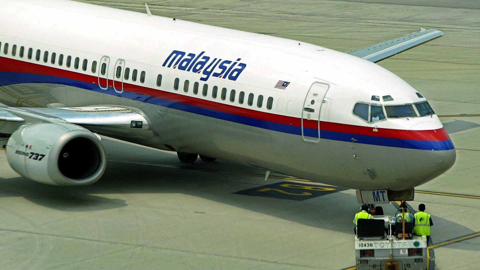 """China """"muito preocupada"""" com desaparecimento de avião"""