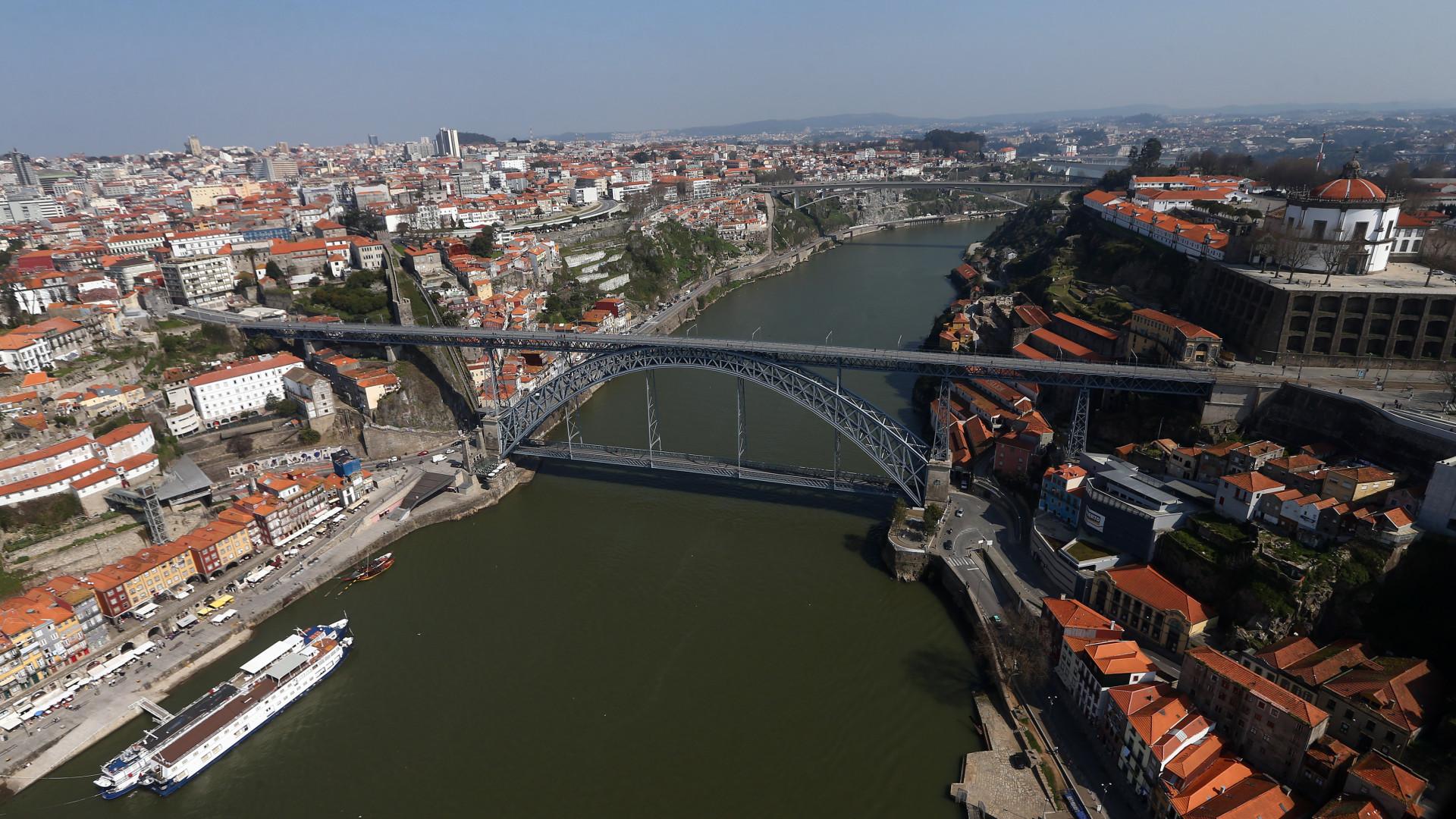 Porto e Gaia vão ficar ligados por outra ponte