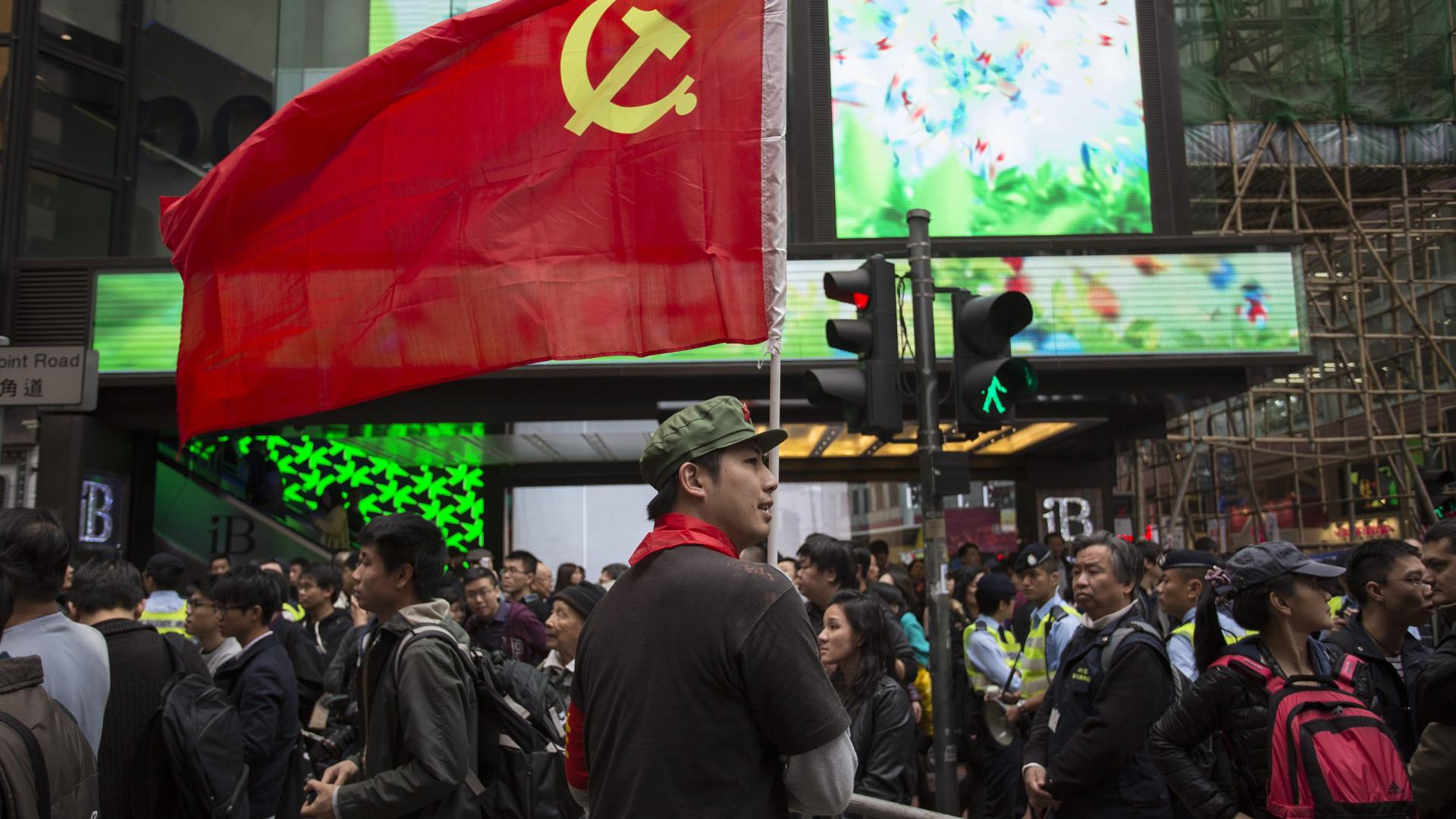 PC chinês quer remover limite de dois mandatos para presidente