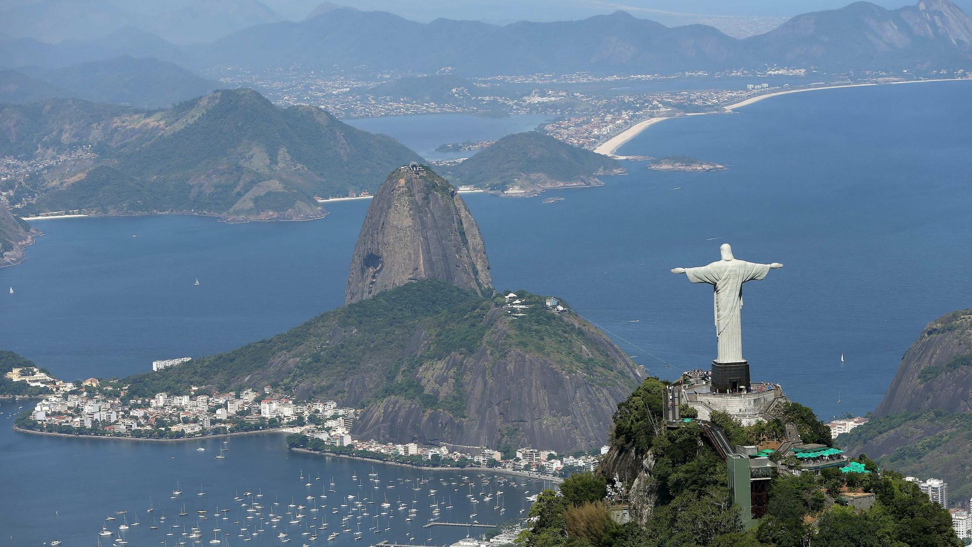 Economia brasileira está a ter um mau desempenho