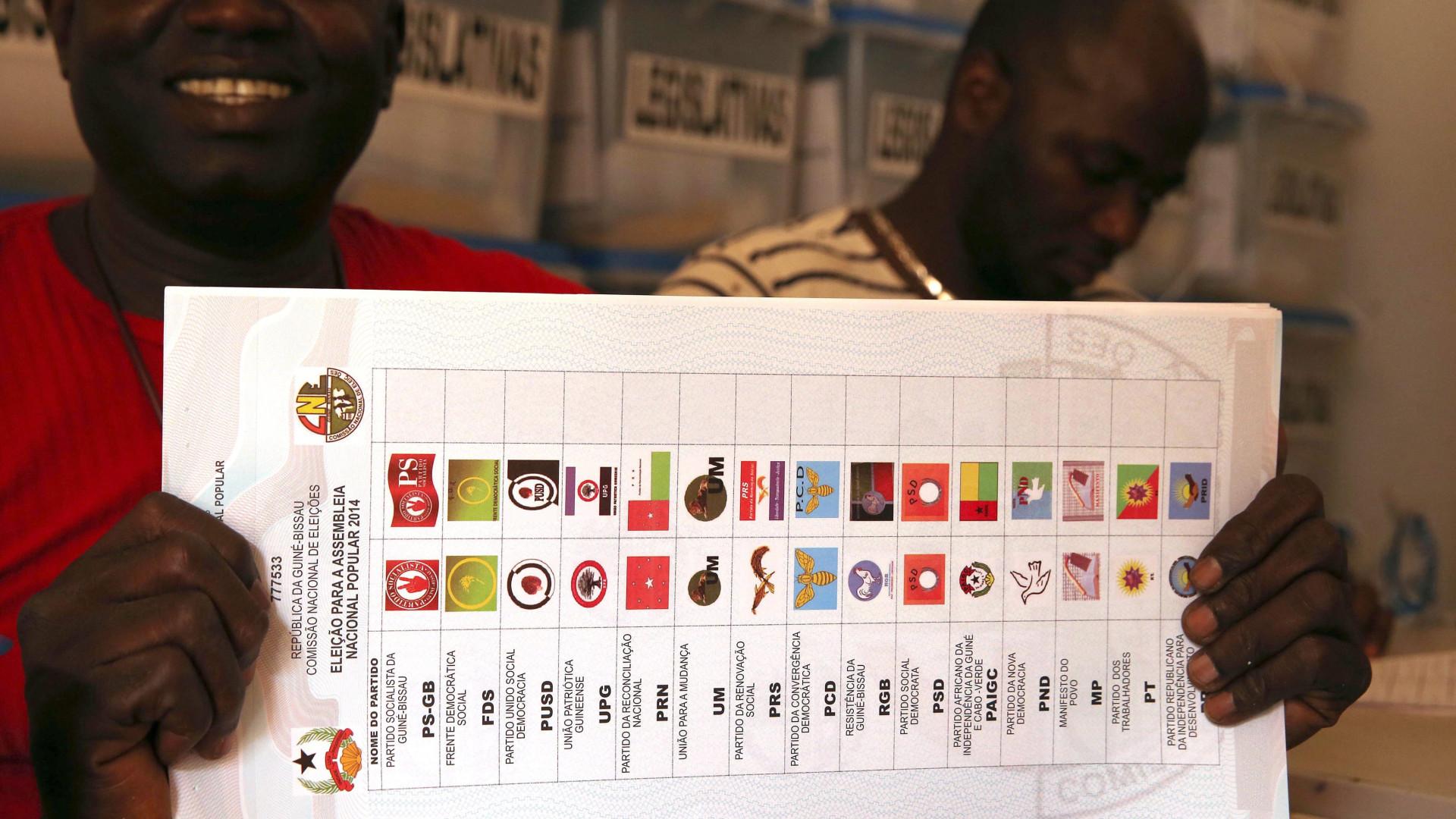 Comissão Eleitoral da Guiné-Bissau propõe legislativas para novembro