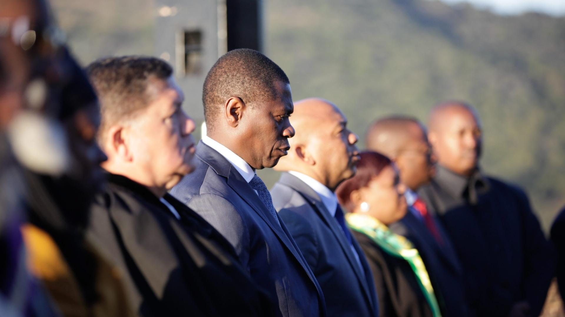 ANC apresenta moção de censura caso Zuma não se demita até quinta-feira