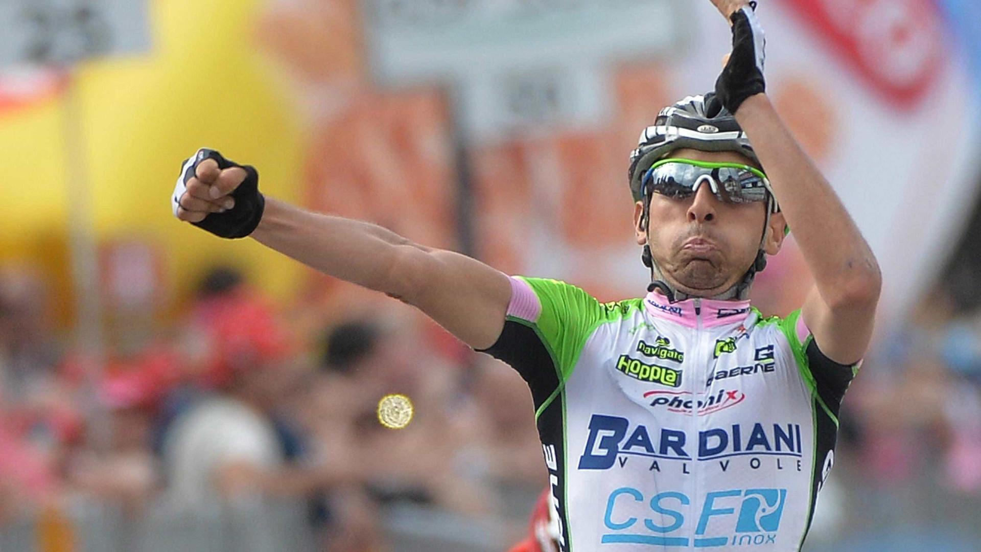 Pirazzi e Ruffoni despedidos da Bardiani-CSF depois de acusarem doping