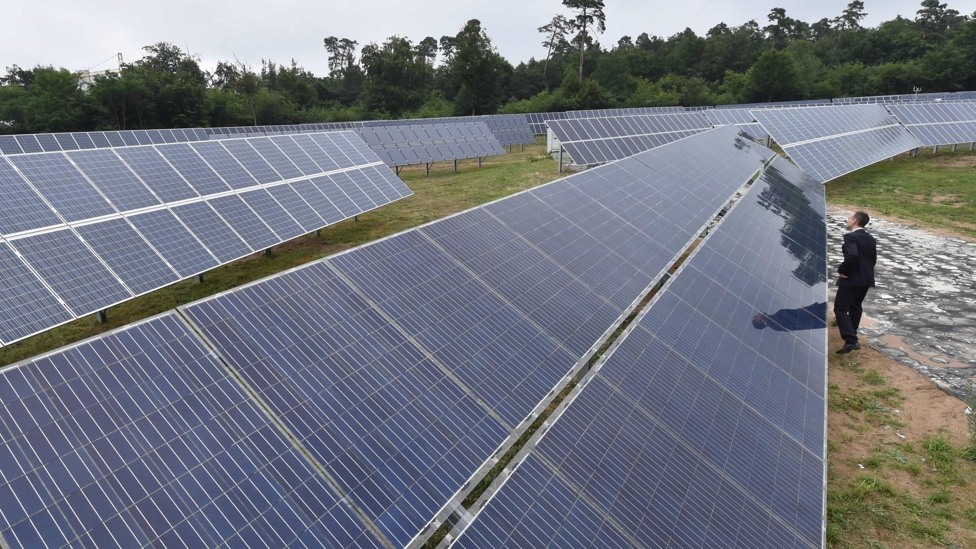 Investigadores criaram um novo tipo de células solares