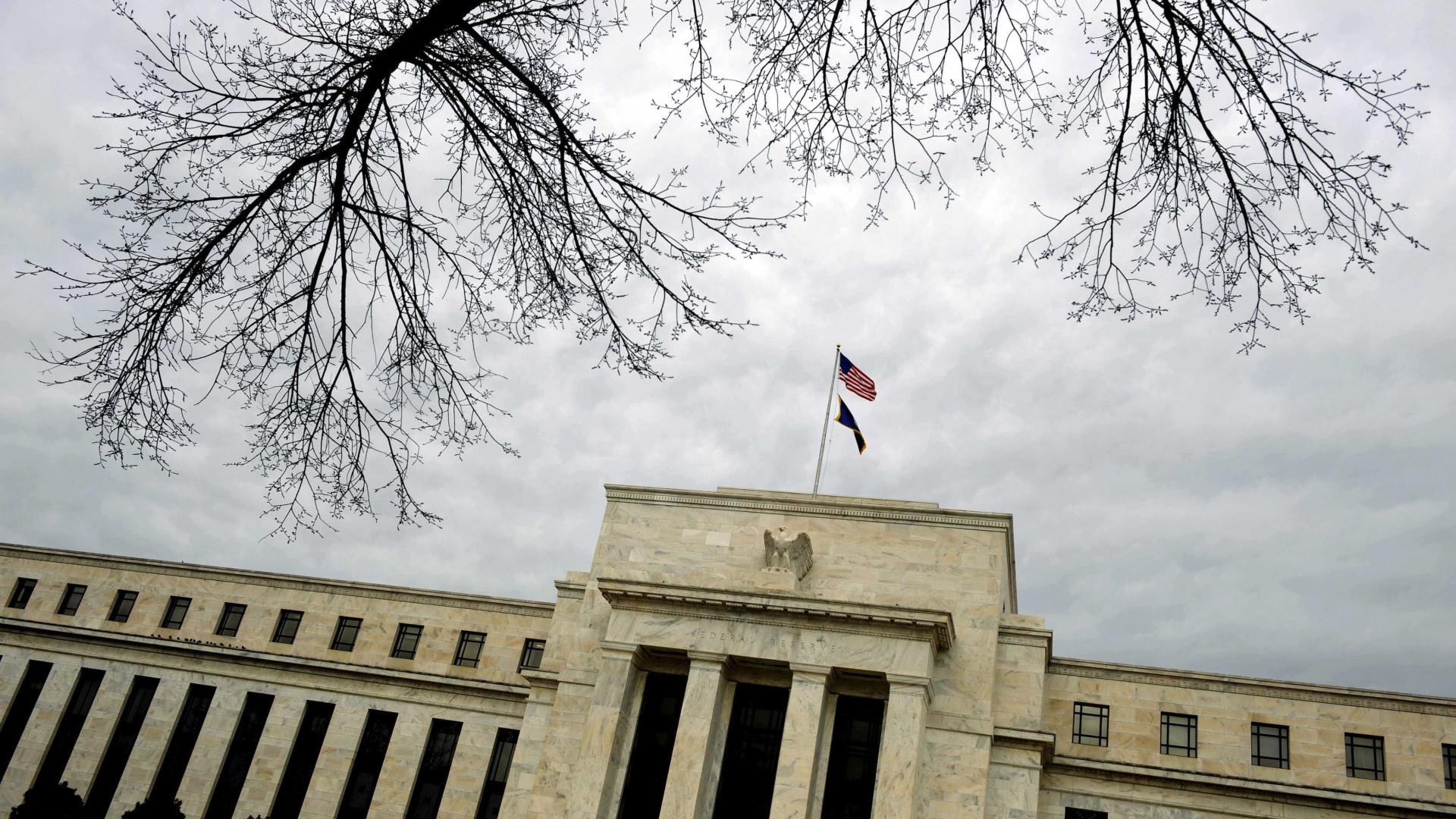 FED mantém taxas de juros inalteradas nos EUA