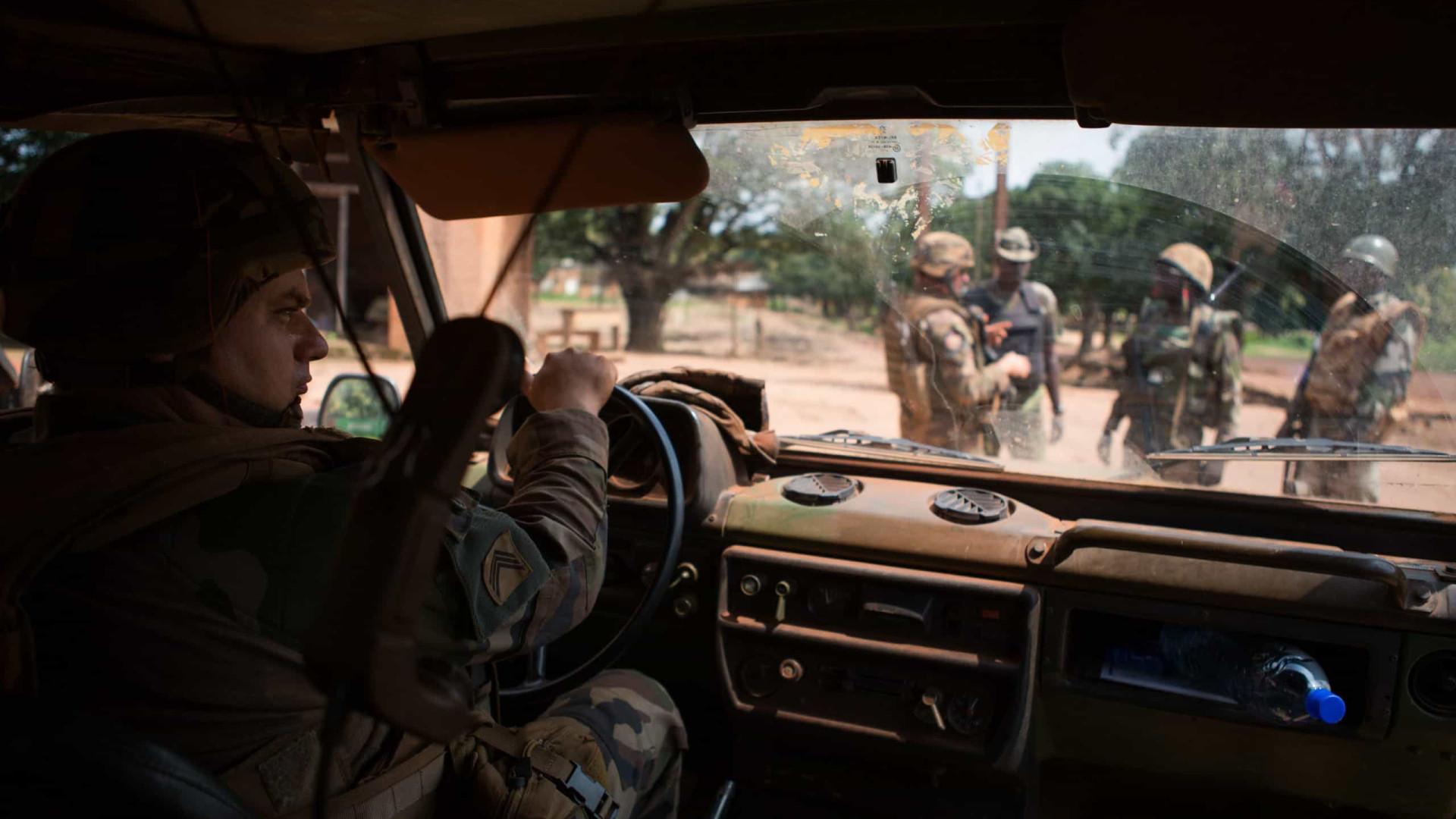 Tiroteio na capital da República Centro-Africana provoca três mortos