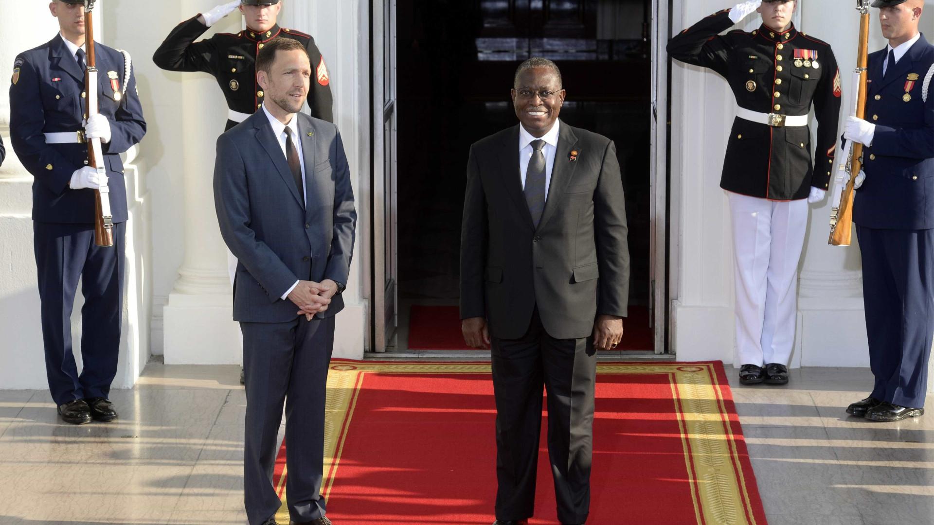 Acusação a vice-Presidente angolano no Tribunal de Instrução Criminal