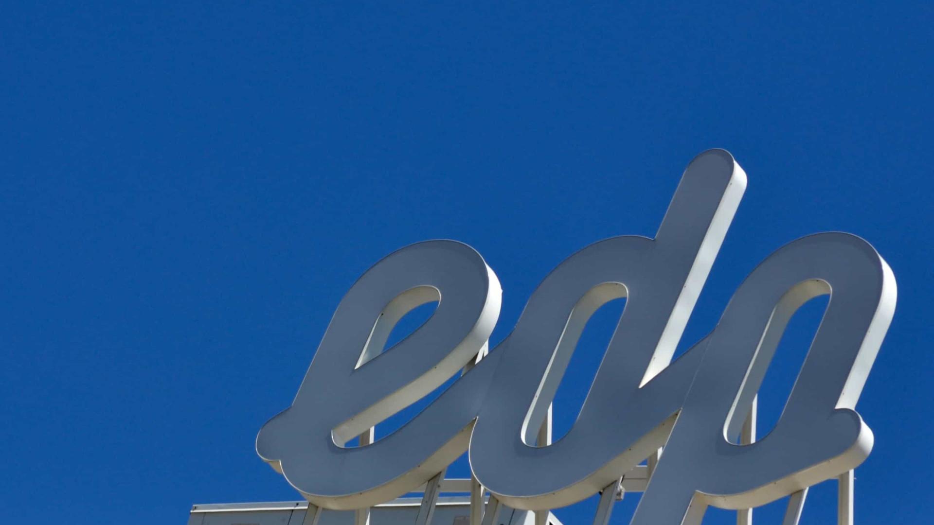 Lucros da EDP caem 5% no primeiro semestre para 450 milhões de euros