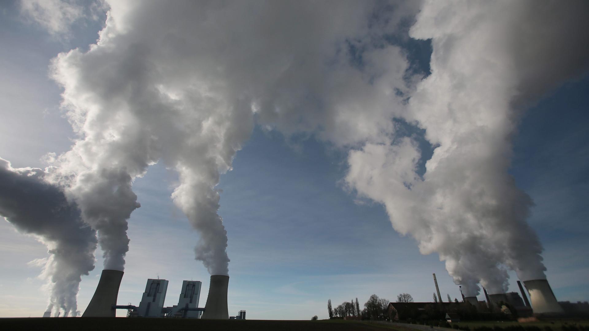 Leis sobre redução de emissões de gases com efeito de estufa aprovadas