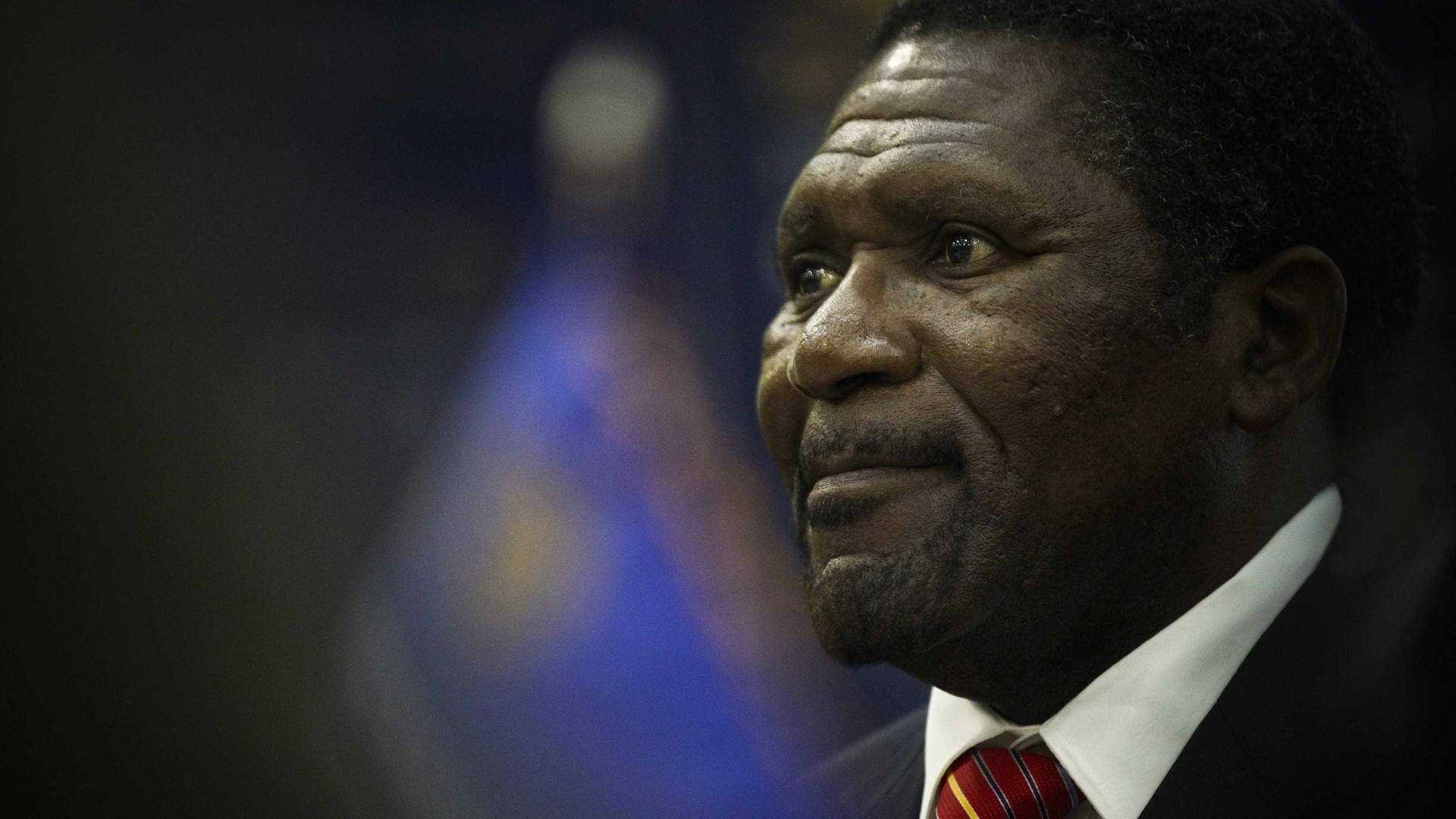 Candidato da UNITA não quer visitas de políticos lusos antes das eleições