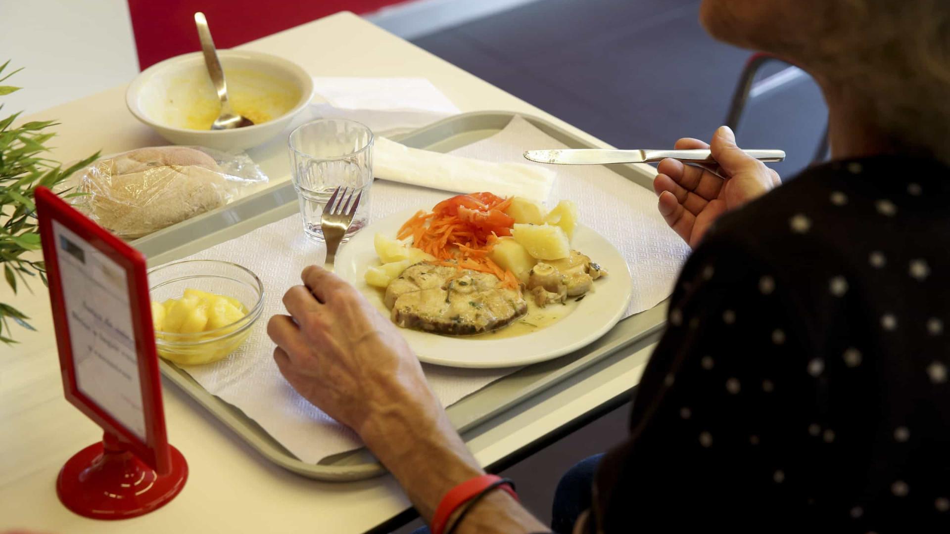 Subsídio de refeição dos funcionários públicos sobe 25 cêntimos este mês