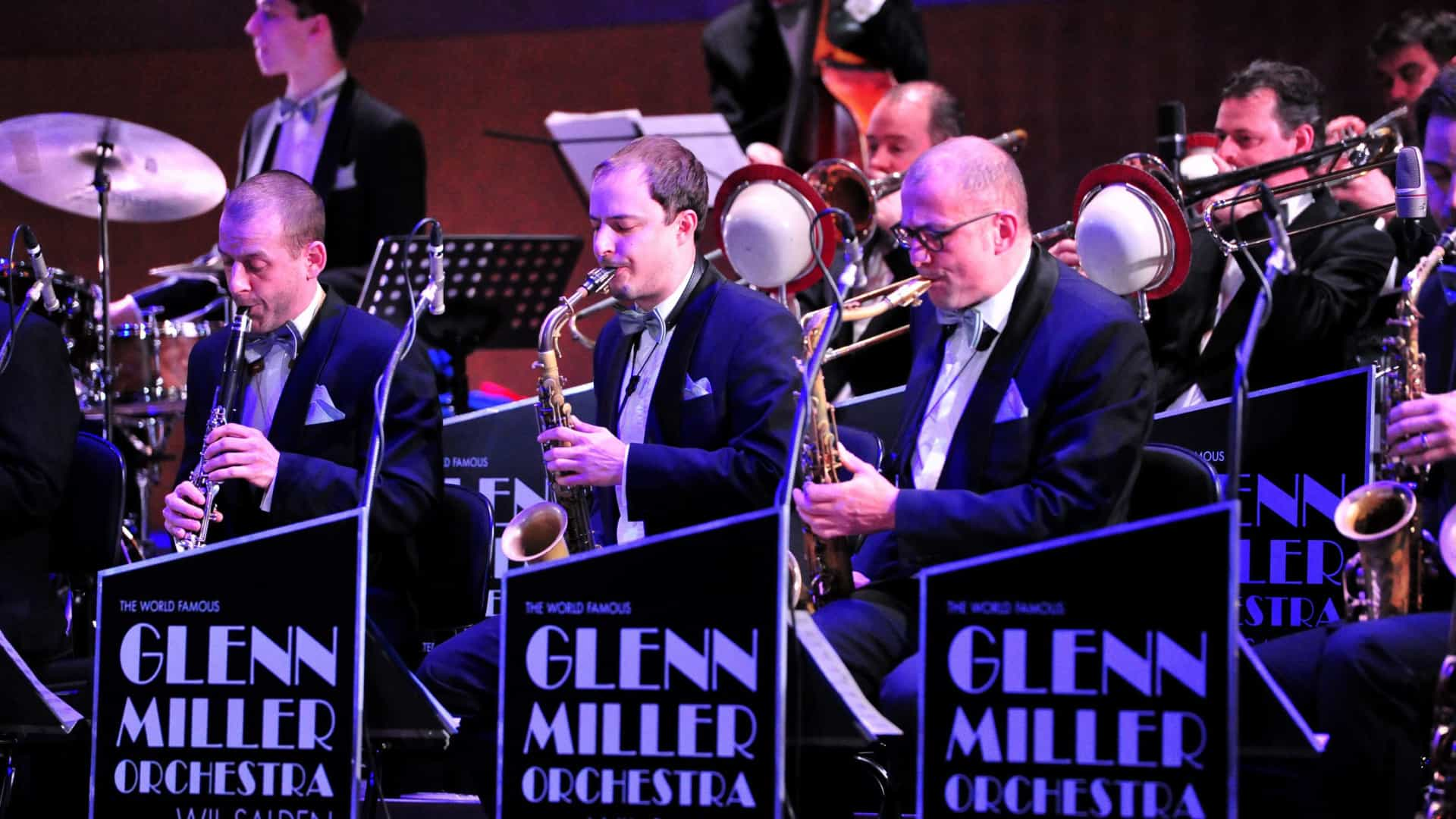 Glenn Miller Orchestra regressa a Portugal para dar cinco concertos