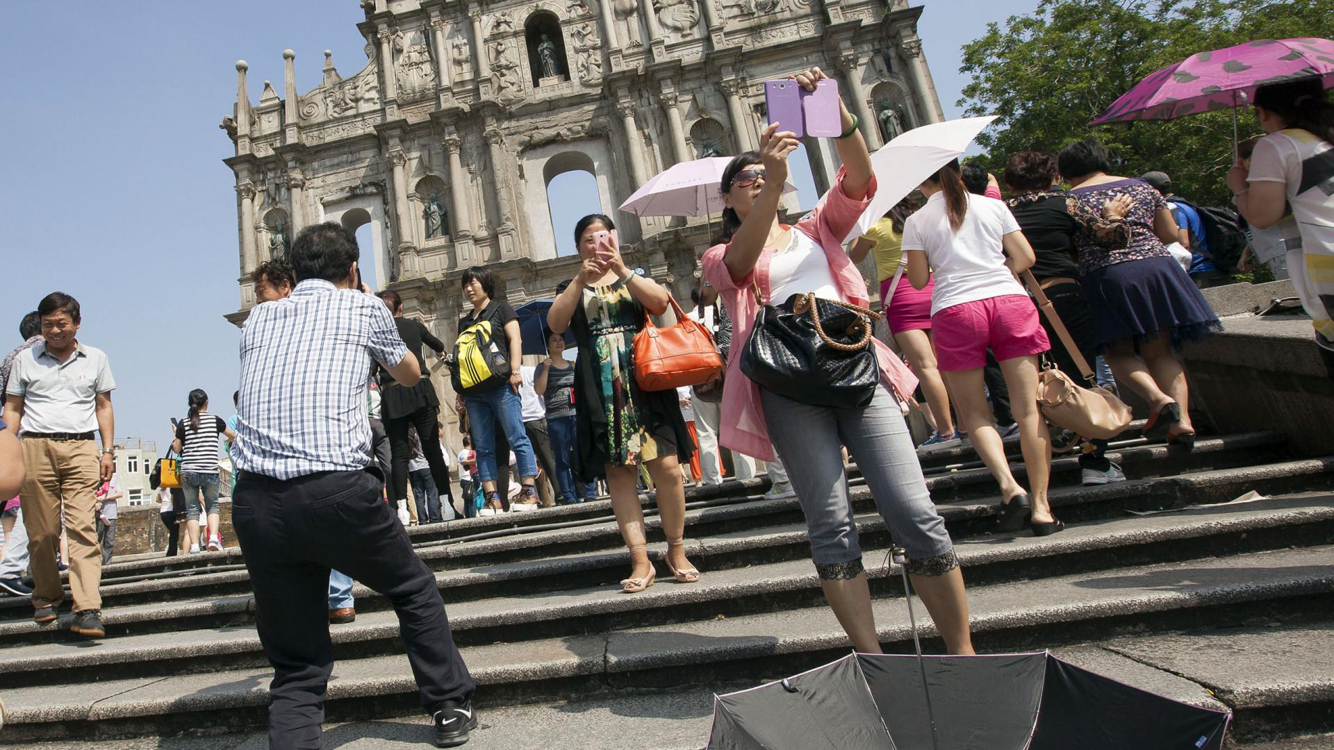 Abertura das assembleias de voto em Macau