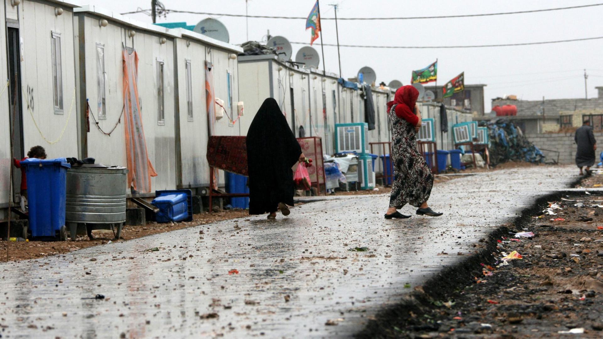 Amnistia Internacional denuncia abusos sexuais contra mulheres no Iraque