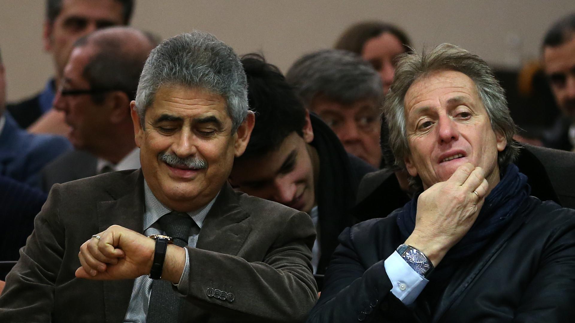 Benfica e Jorge Jesus desistem das queixas e encerram processo