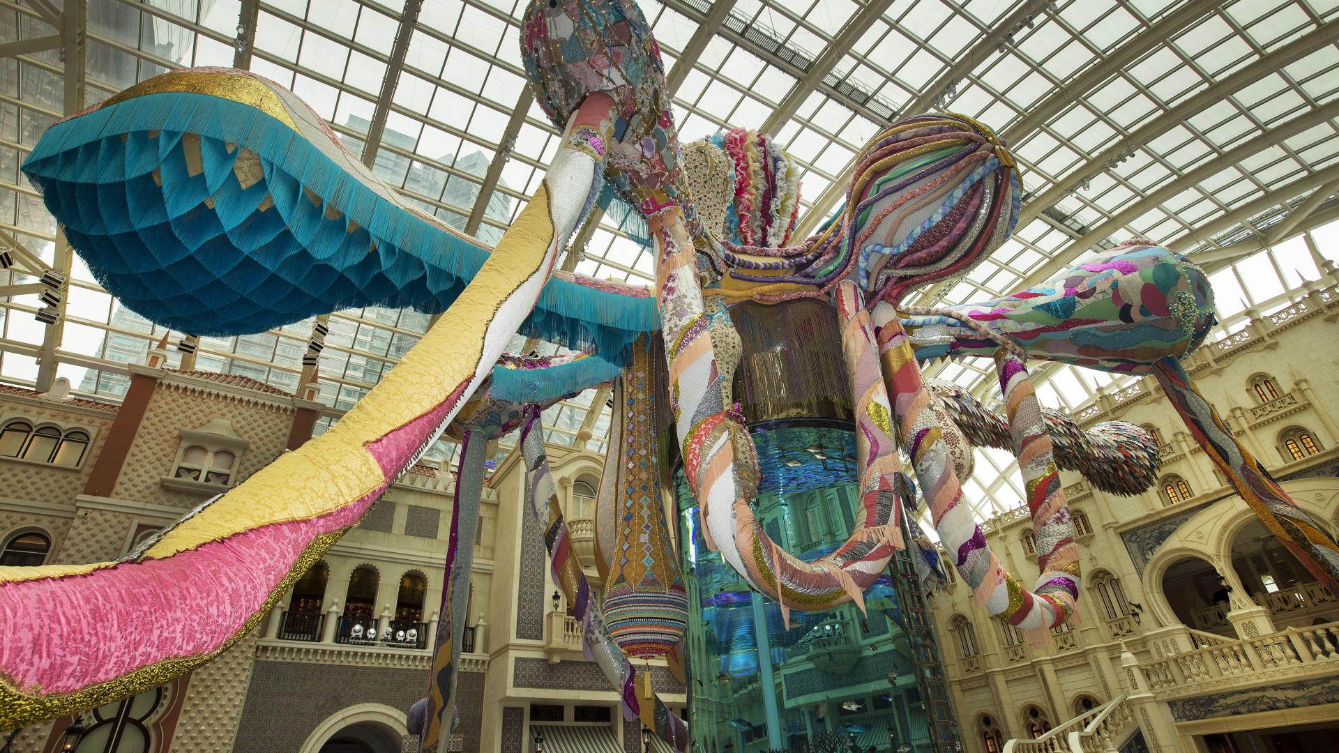 Guggenheim Bilbao considera Joana Vasconcelos artista relevante