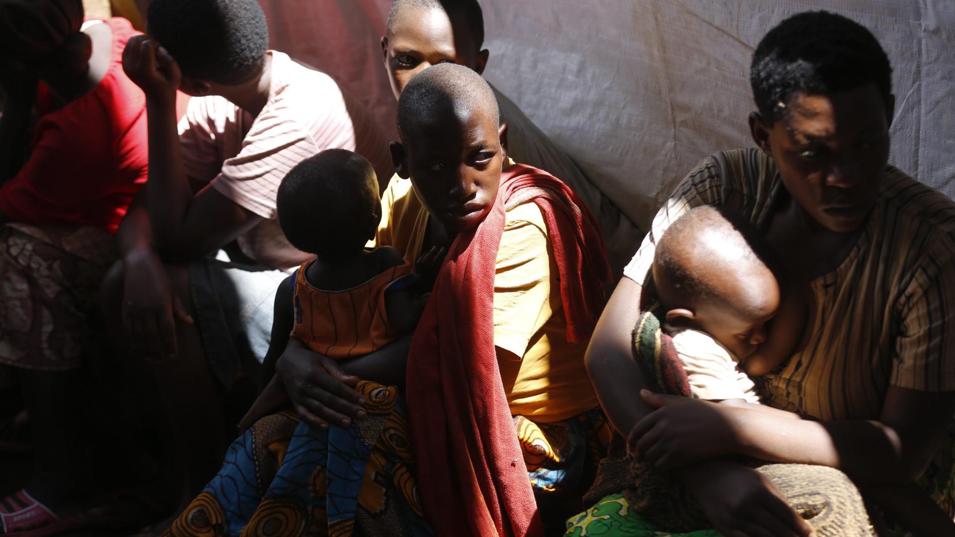 Número de refugiados em Moçambique aumenta para 40.368 em 2017