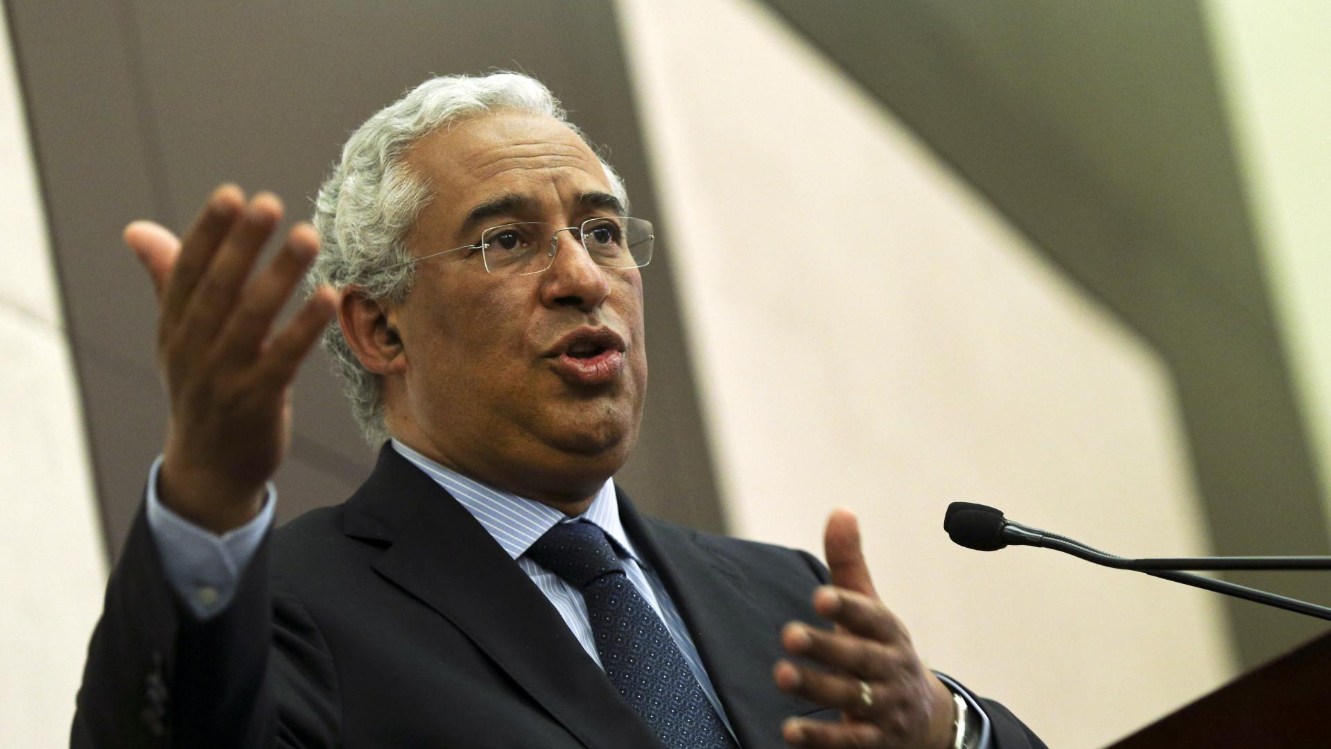 Costa não crê que mais gastos na Defesa complique negociações do OE