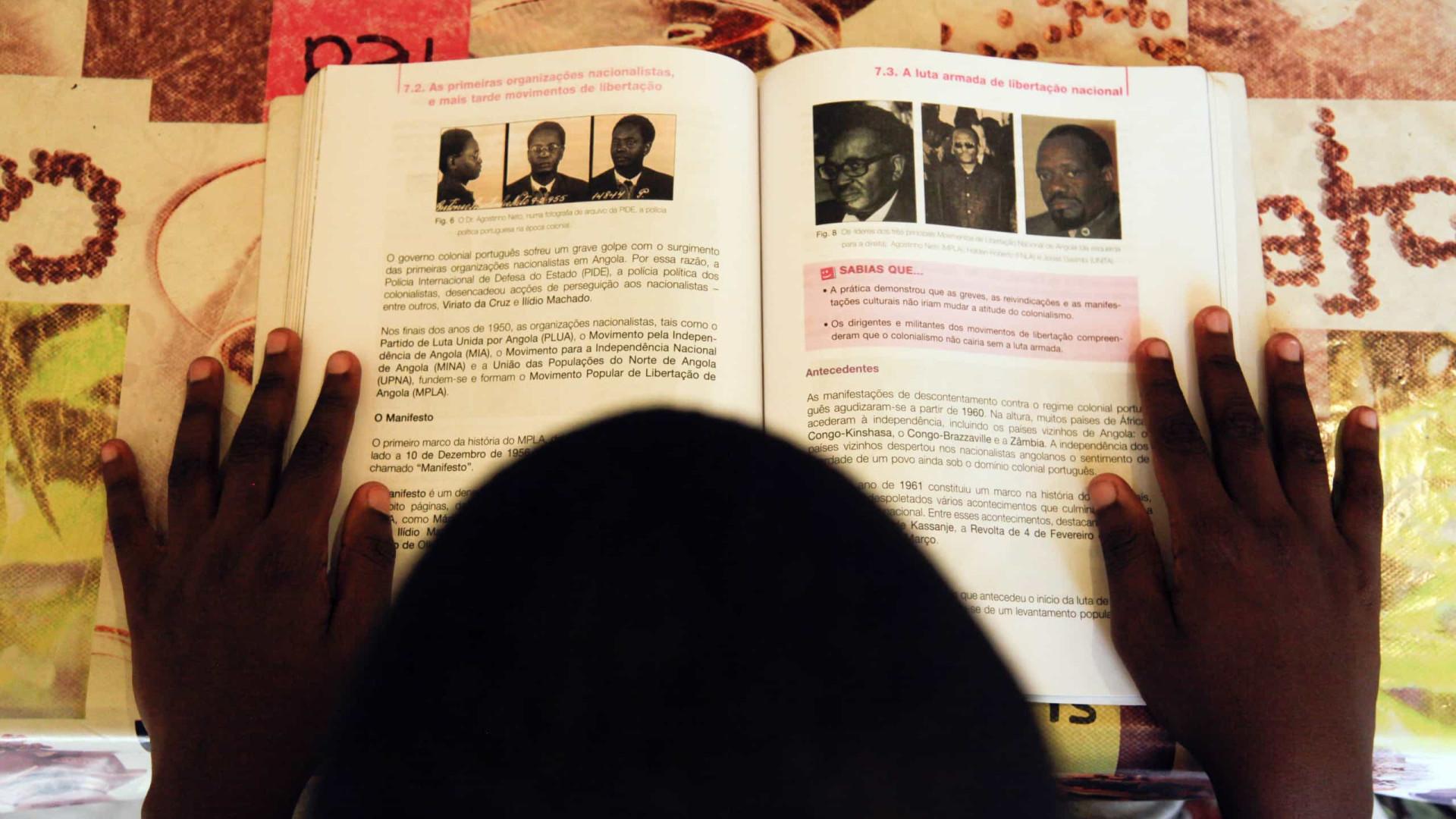 Governo angolano estima que 2 milhões de crianças ficaram fora da escola