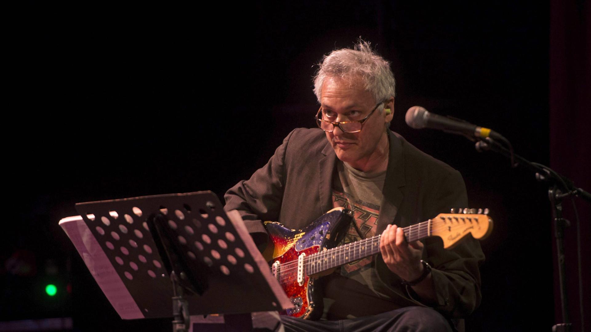 Festival Jazz volta a abrir com Marc Ribot, com 'Songs of Resistance'