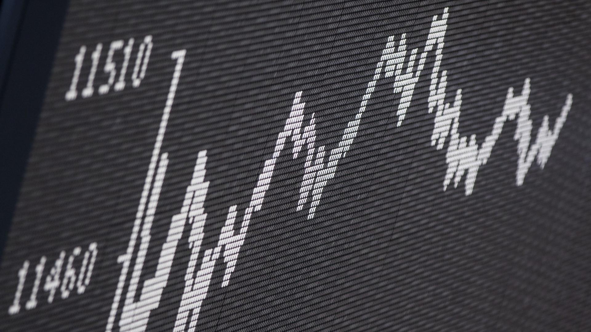 Bolsa de Lisboa abre a subir 0,45%