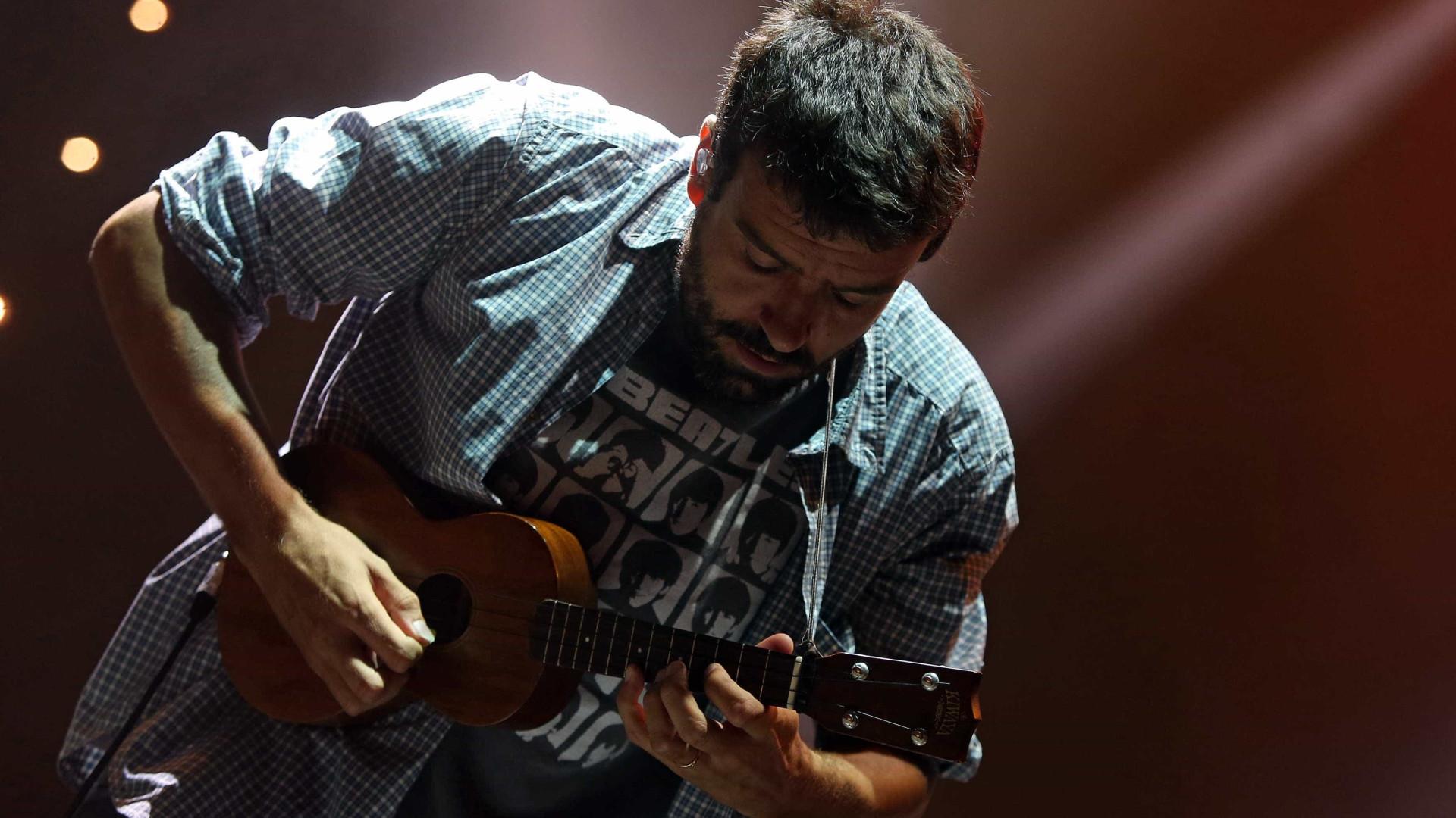 Miguel Araújo atua hoje no Barbican Centre, em Londres