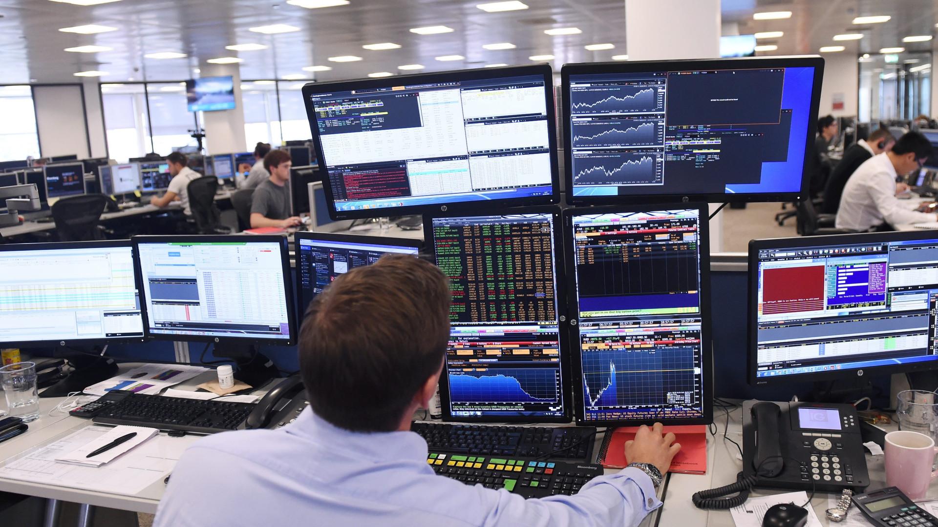 PSI20 sobe 1,04% em linha com ganhos na Europa