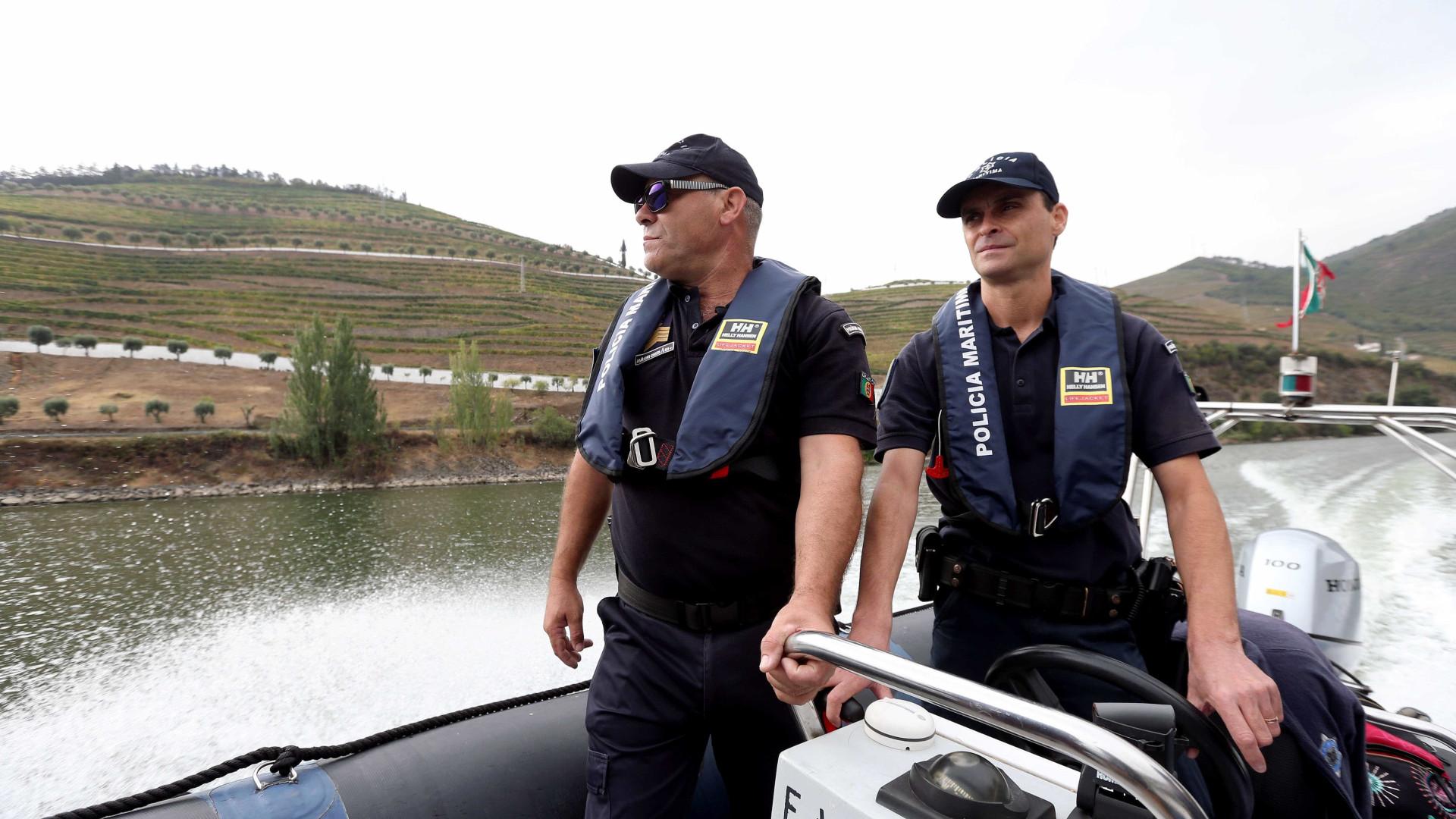 Seis embarcações apreendidas pela Polícia Marítima