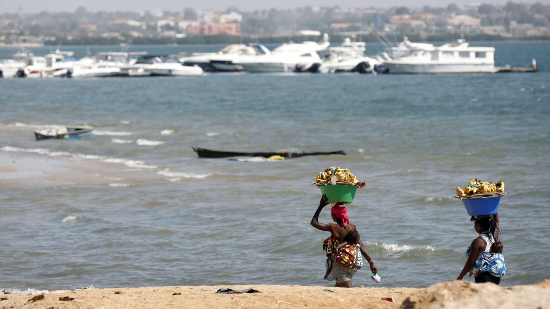 Luanda com mais de 50 afogamentos desde o início do ano