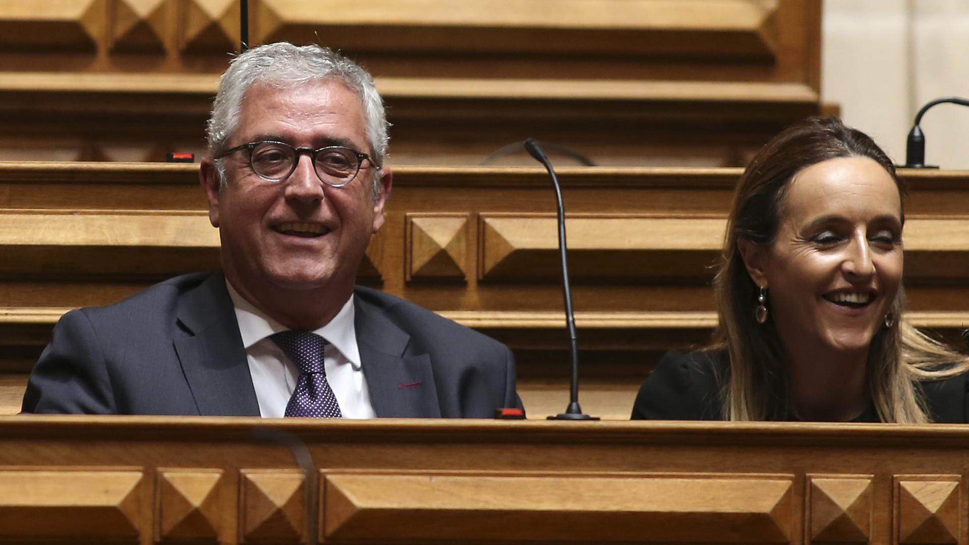 """Seria estranho """"não estar preparado para ser líder parlamentar"""""""