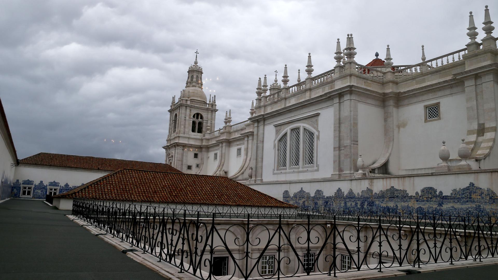 Recital fecha concertos da Igreja de S. Vicente de Fora
