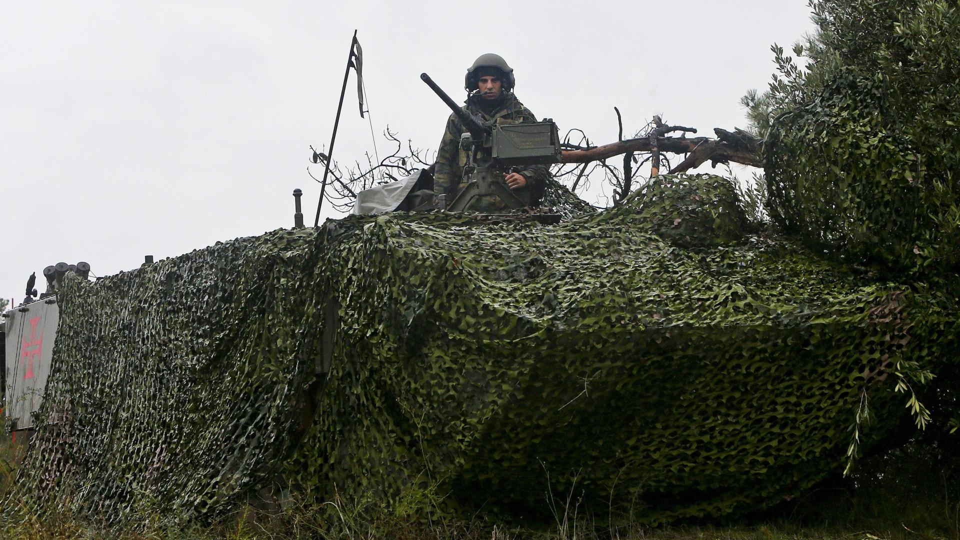 Assalto ao Exército. Granadas e munições desaparecem em Tancos