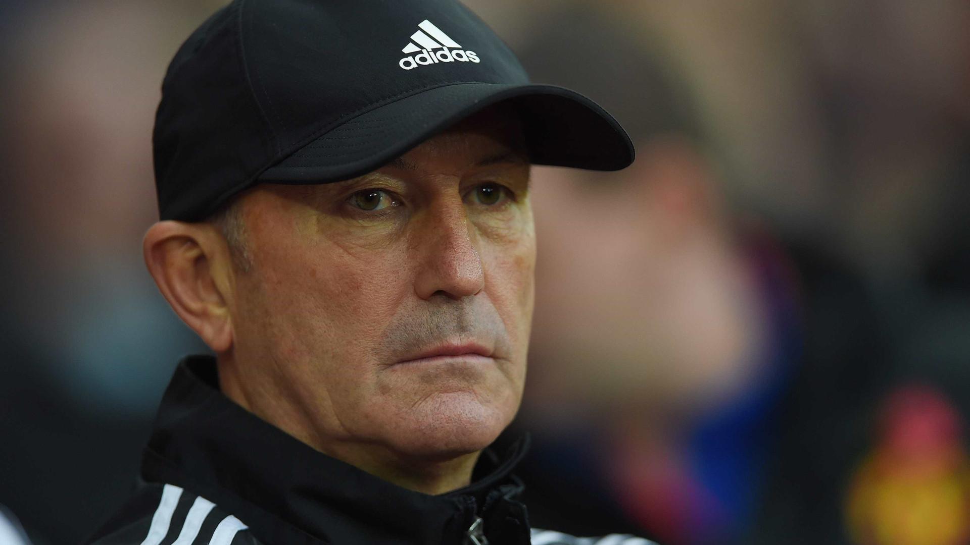 Tony Pulis condenado a indemnizar Crystal Palace em 3,4 milhões