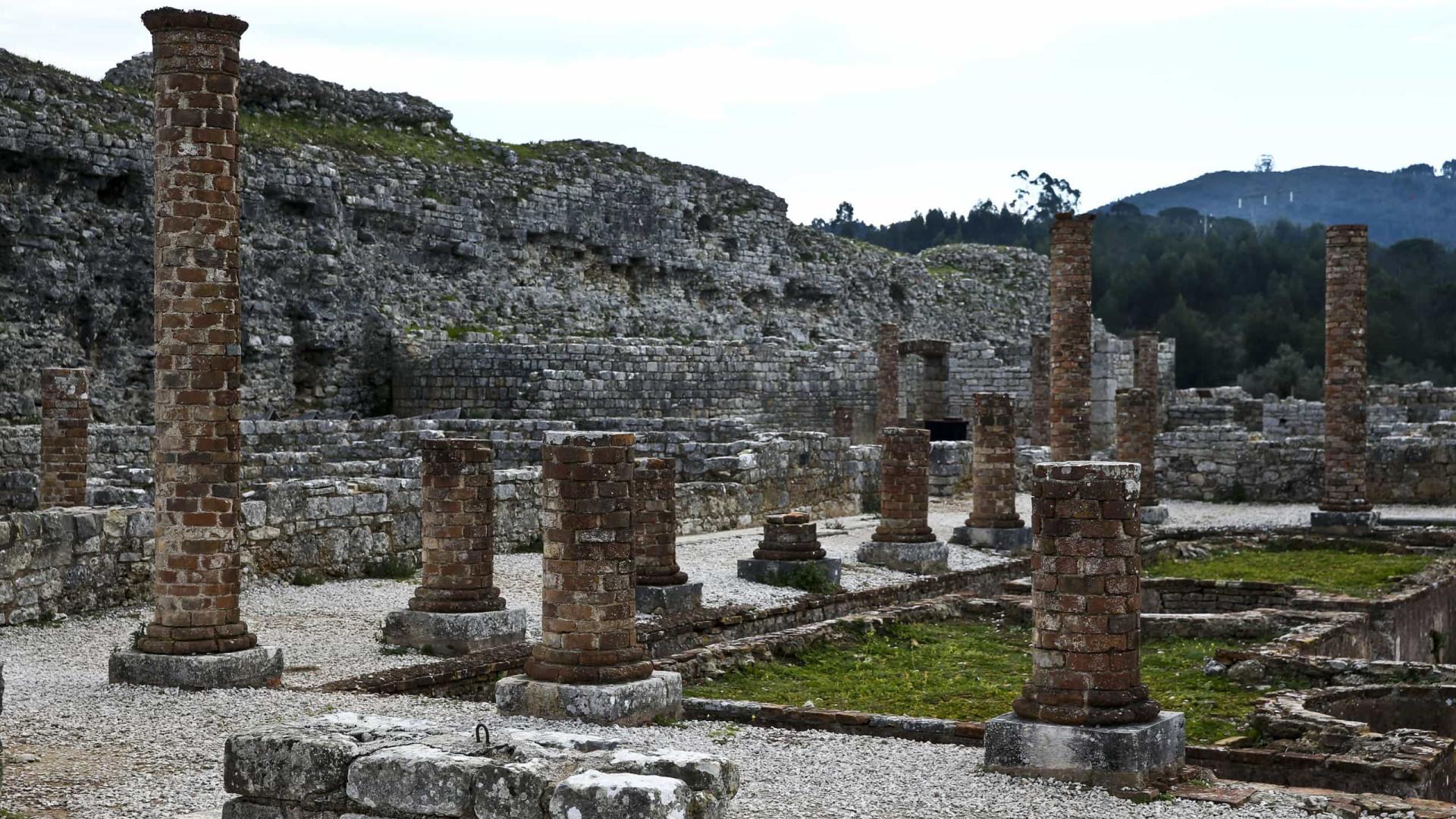 Área visitável de Conímbriga vai ser alargada
