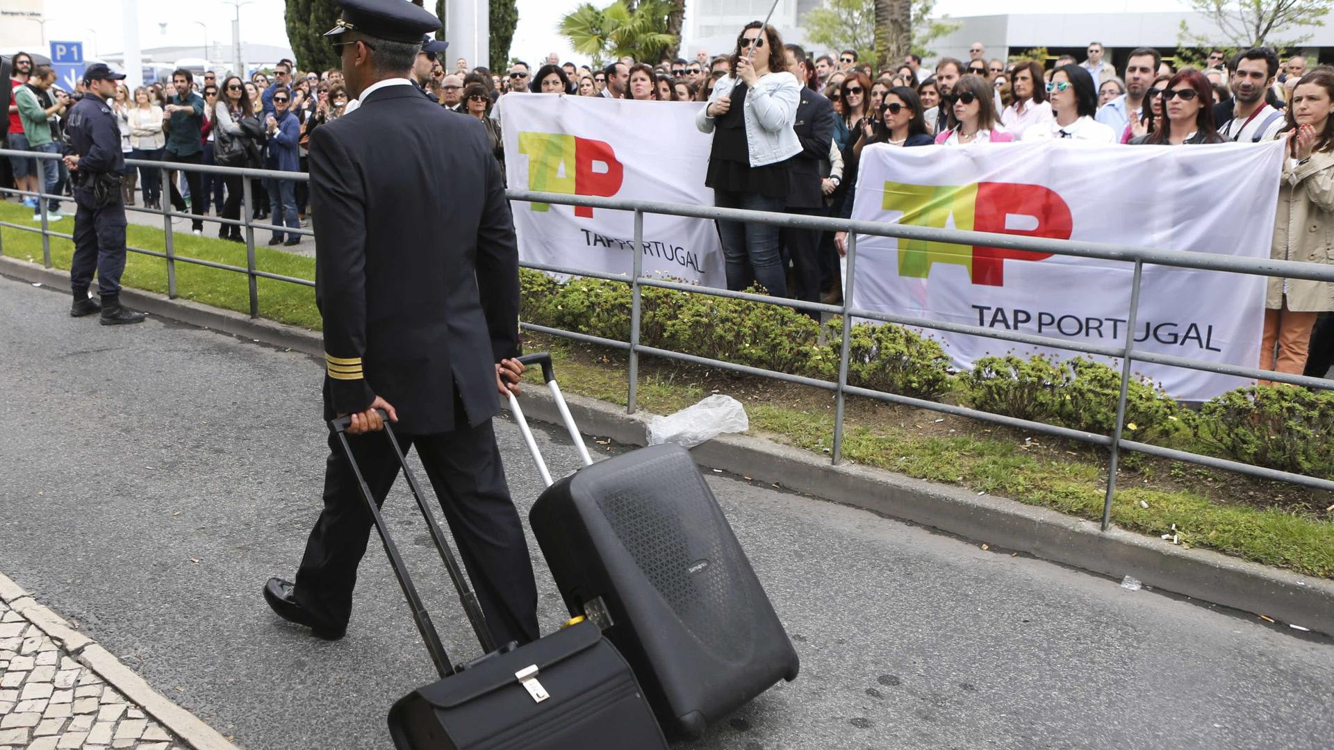 Sindicato ameaça com greves no Verão se TAP não rever salários