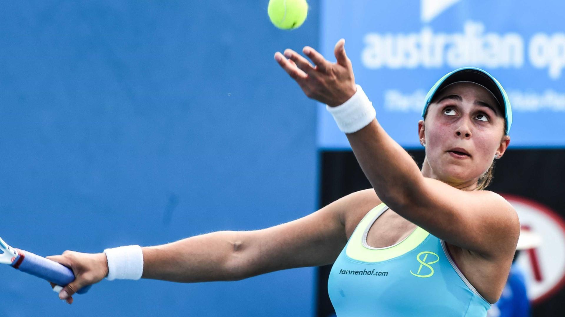 Tenista Tamira Paszek retira-se por tempo indeterminado