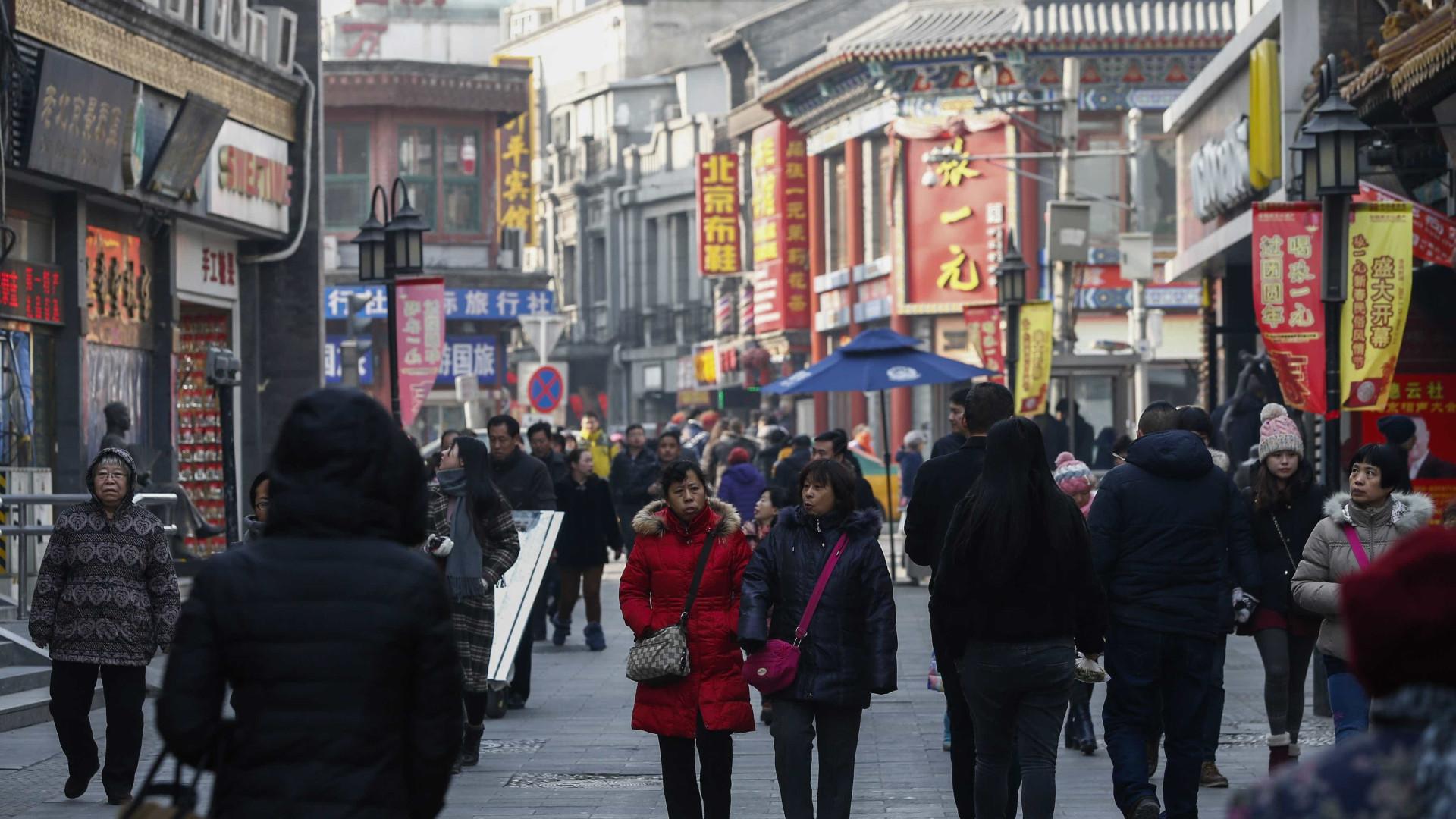 Economia da China cresceu 6,7% no terceiro trimestre do ano
