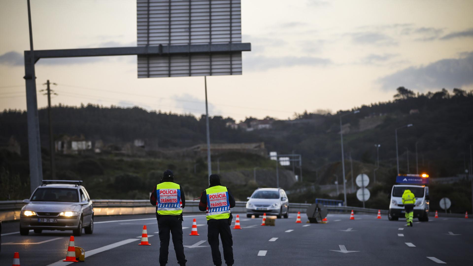 Grupo acusado de matar condutor na A16 em Sintra conhece hoje acórdão