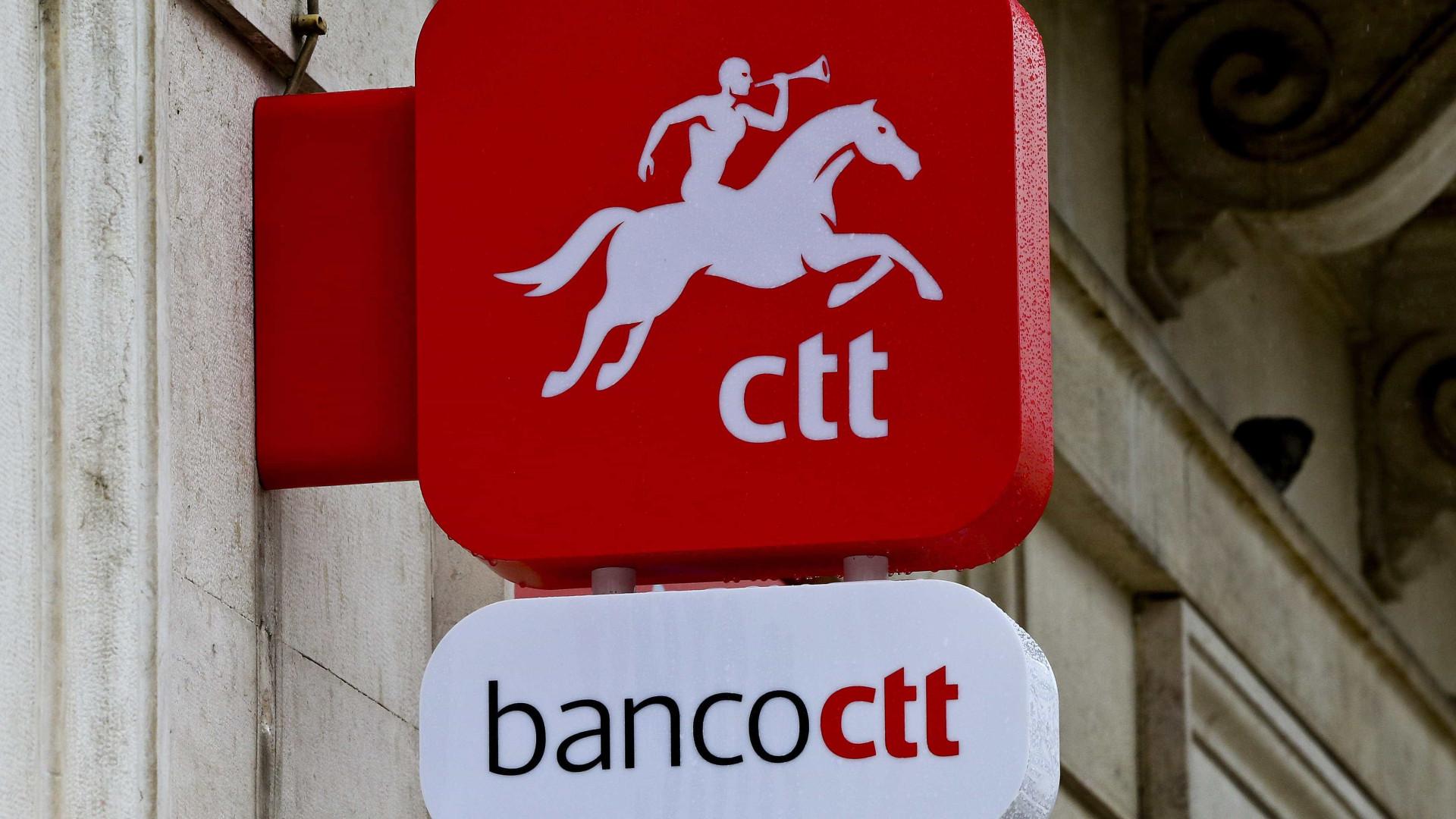 Banco CTT ultrapassa 200 mil clientes em pouco mais de um ano