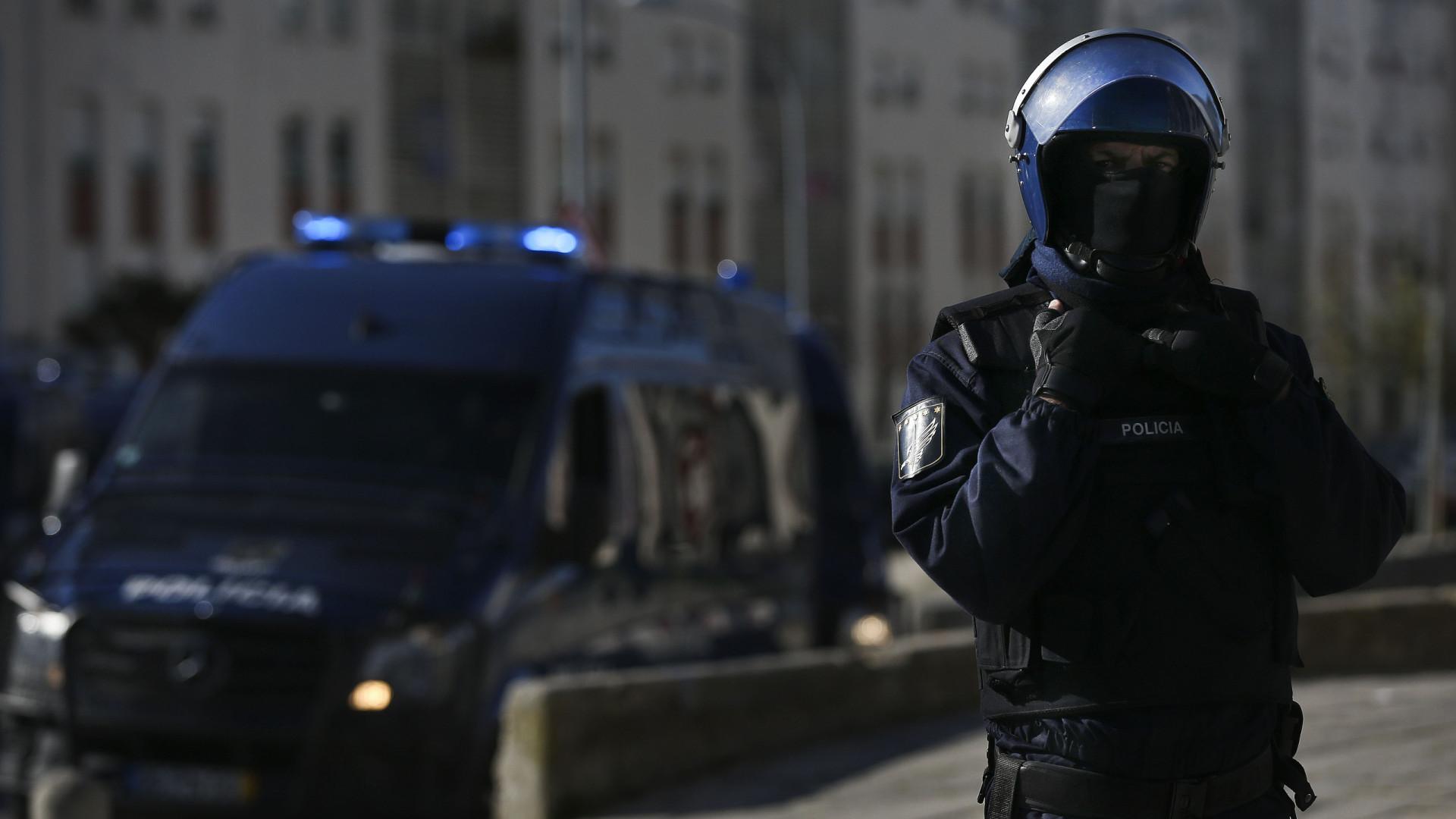 Grau de ameaça terrorista em Portugal mantém-se em grau moderado