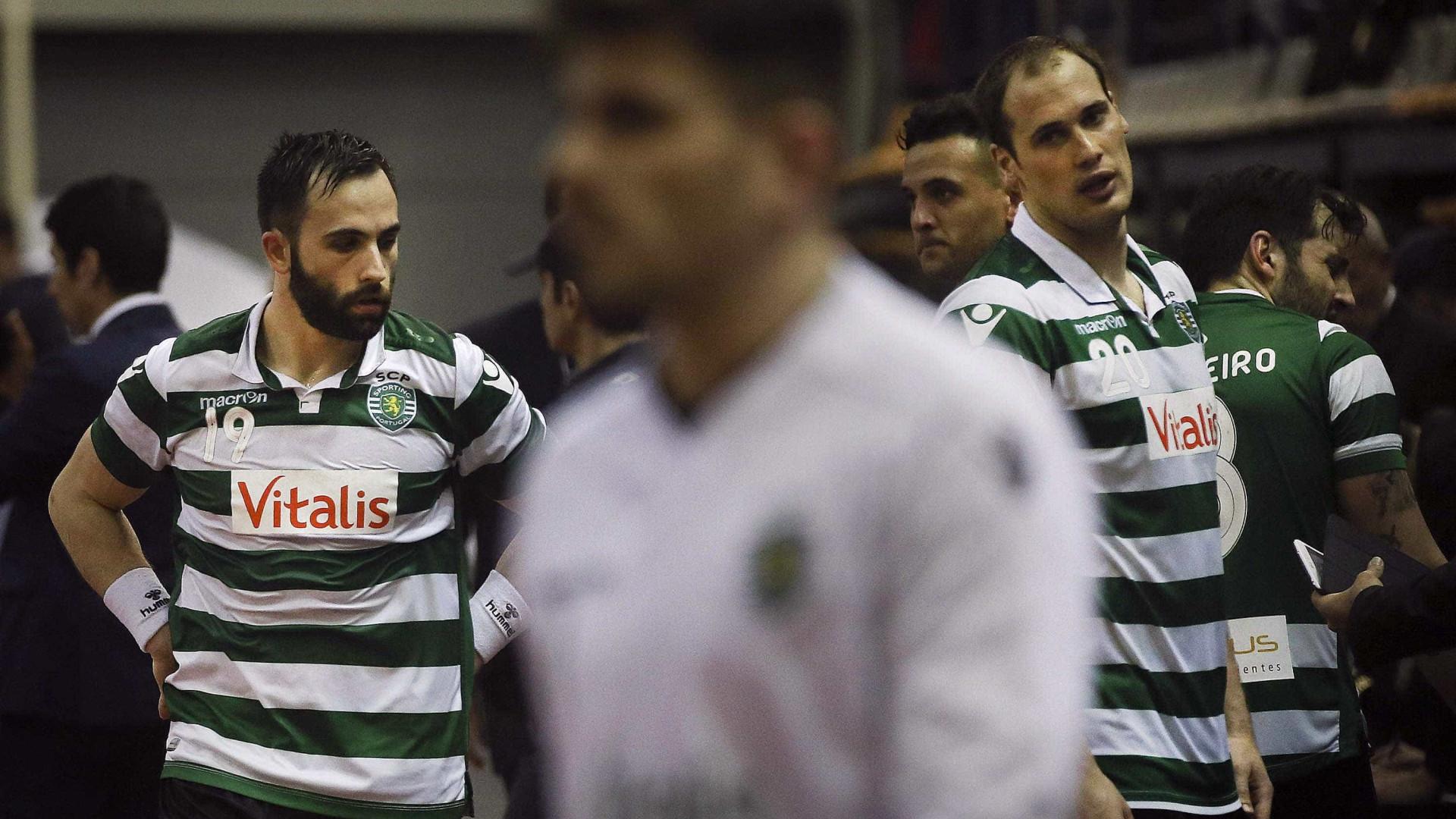 Sporting defronta macedónios do Pelister Bilota na Taça Challenge
