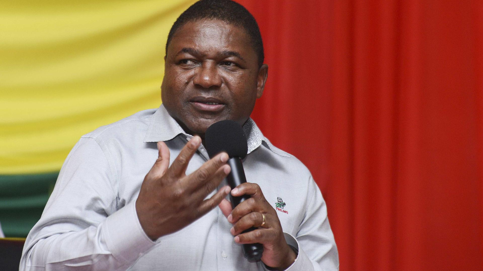 Presidente de Moçambique mais otimista que previsões sobre inflação e PIB