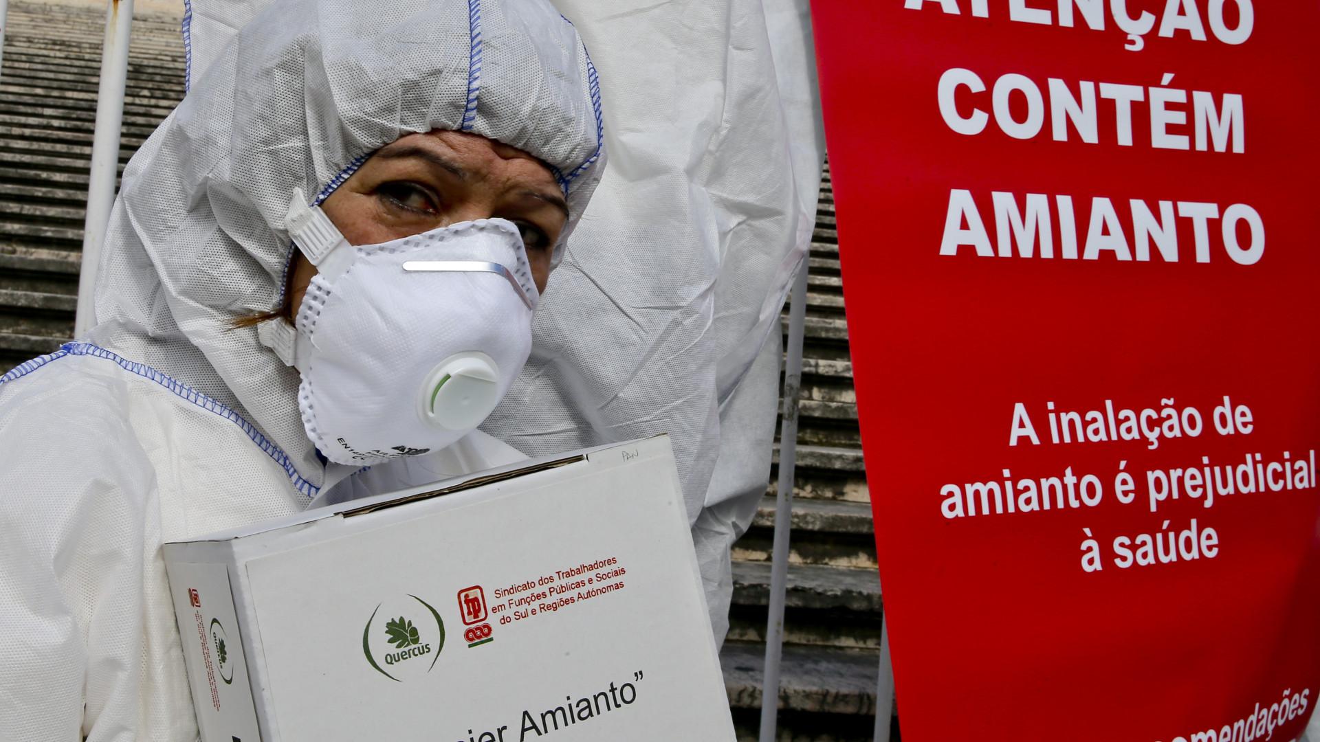 SOS Amianto recebeu 20 denúncias em menos de duas semanas