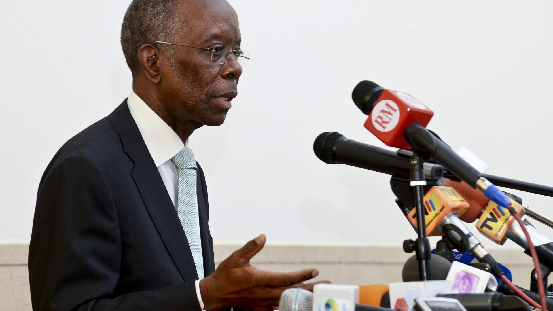 Ministro das Finanças de Moçambique seguro de acordo com credores