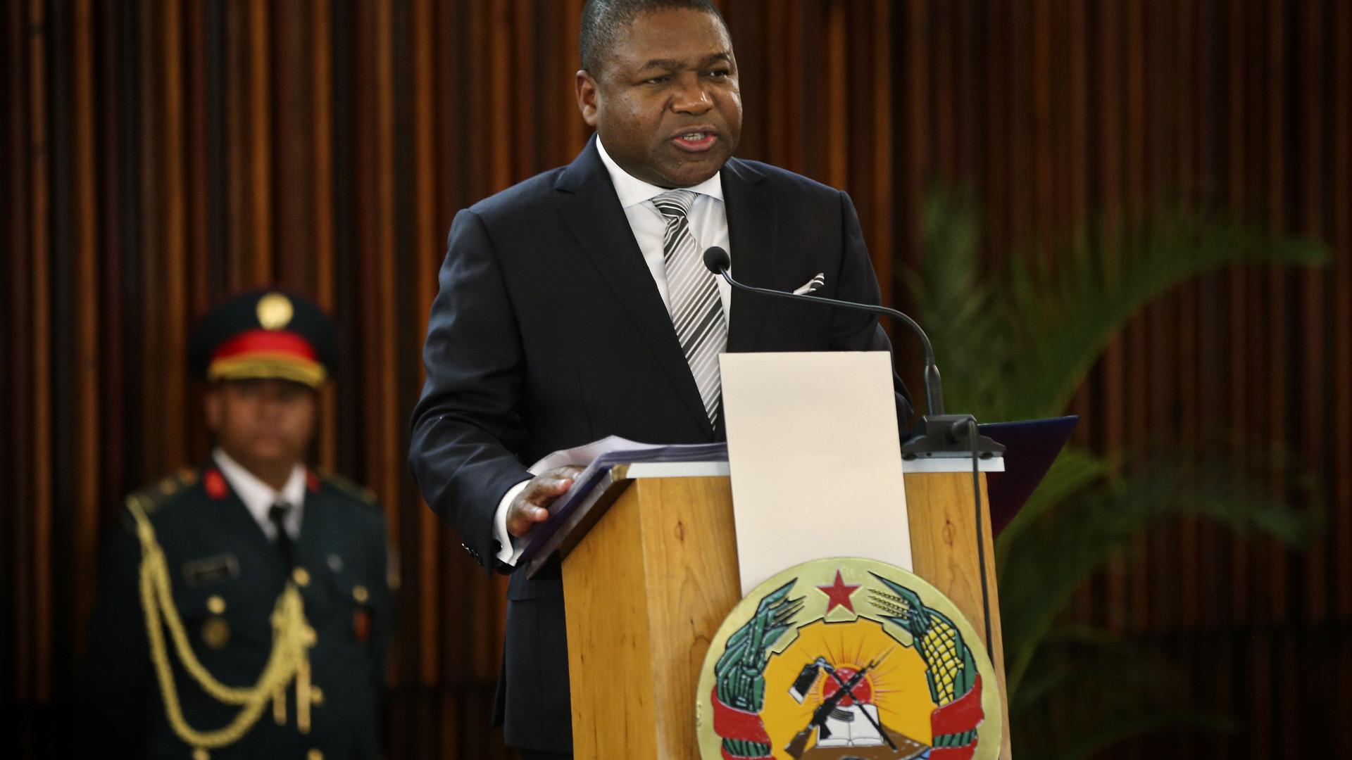 PR de Moçambique anuncia consensos nas negociações com a Renamo