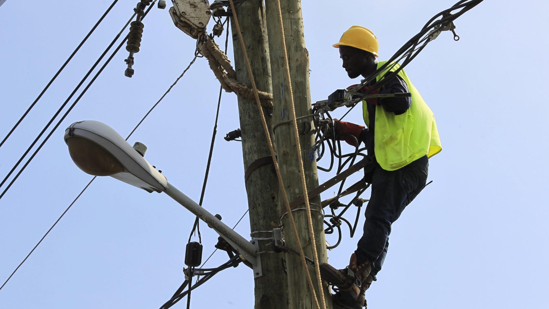 Ainda há 70 mil consumidores na região Centro sem energia elétrica