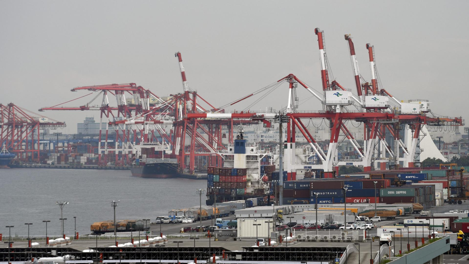 Exportações crescem acima de 10% em 2017