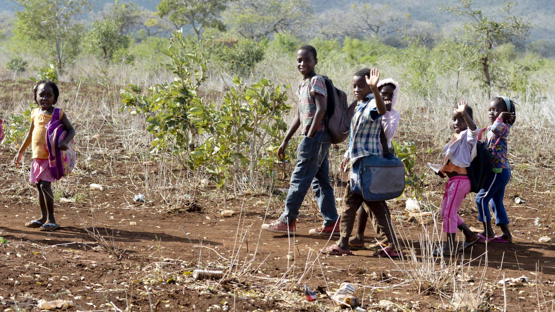 Rússia perdoa dívida a Moçambique que se converte em apoio alimentar
