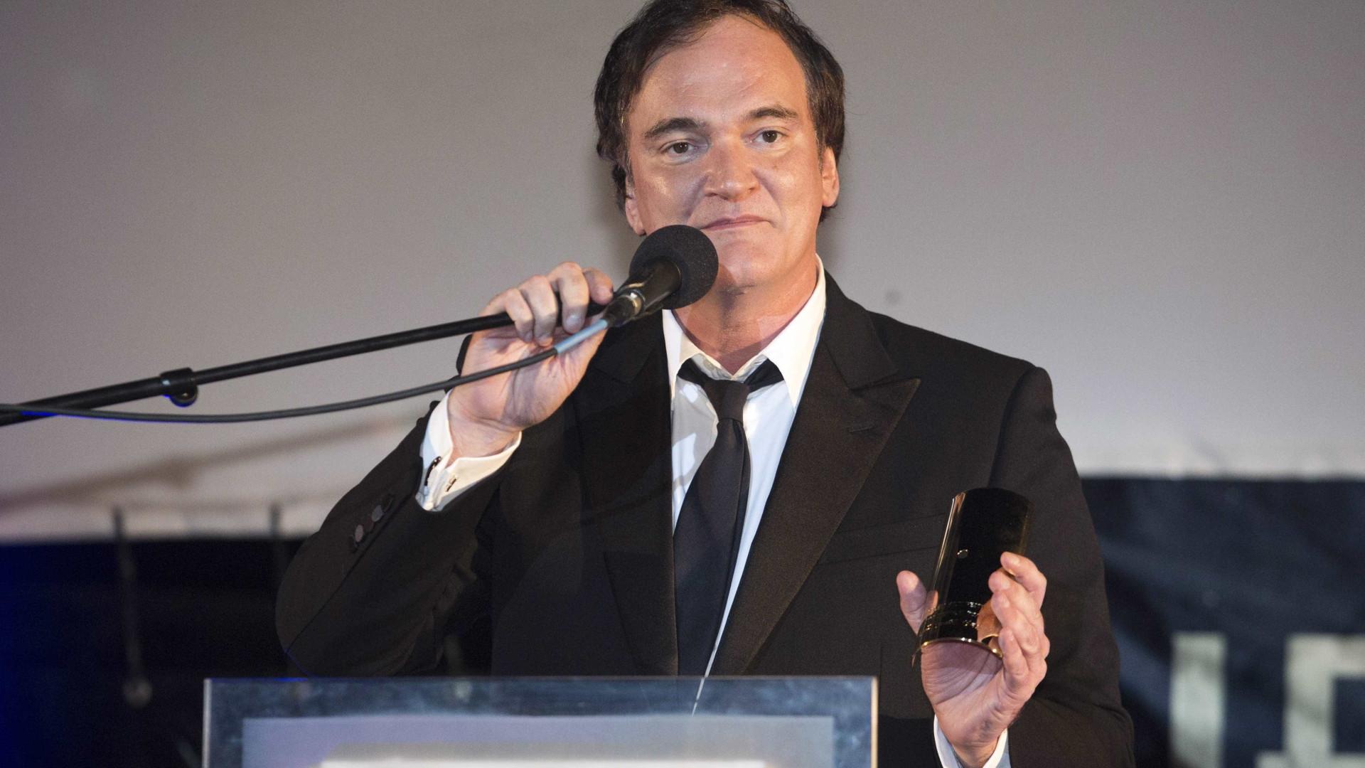 Quentin Tarantino admite que sabia dos casos de abuso sexual